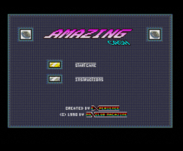 Amazing Cash (1990, MSX2, Experience Soft)