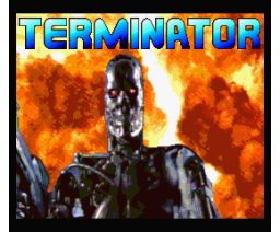 Terminator 2 - Picture demo MSX2+ (1991, MSX2+, The Unicorn Corporation)
