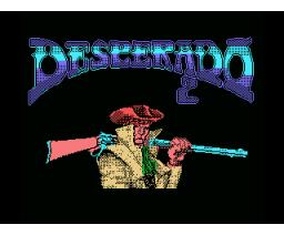 Desperado 2 (1991, MSX, Topo Soft)