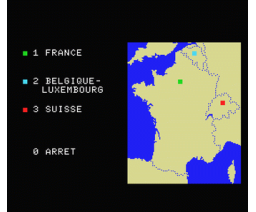 Géographie (1985, MSX, Vifi International)