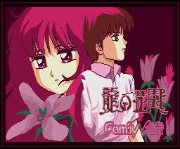 Hanazono of a dragon (1992, MSX2, Family Soft)