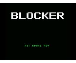 Blocker (MSX, Grupo de Trabajo Software (G.T.S.))