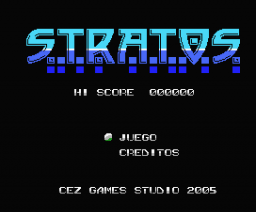 Stratos 2 (2005, MSX, CEZ GS)