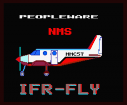 IFR-FLY (1988, MSX2, Peopleware)
