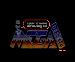 Mega Demo (1990, MSX2, Delta Soft)