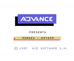 Ensamblador / Desensamblador (1985, MSX, Ace Software S.A.)