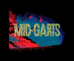 Mid-garts Side B (1989, MSX2, Wolfteam)