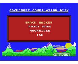 MSX Compilation 6 (1987, MSX, Aackosoft)