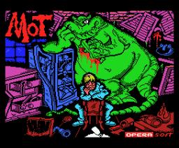 Mot (1989, MSX, Opera Soft)