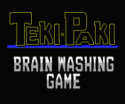 Teki Paki (2003, MSX, CEZ GS)