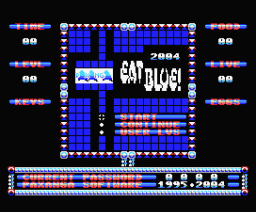 Eat Blue! 2004 (2004, MSX, Paxanga Soft)