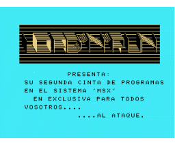 Load 'N' Run No. 1-2 (1985, MSX, Infopress)
