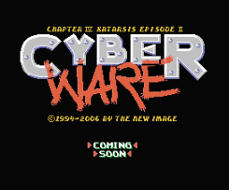 Cyberware: Chapter IV - Katarsis episode II (2006, MSX, TNI)