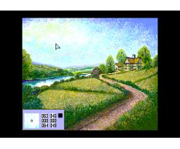 Gaban (1988, MSX2, Micronet)