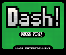 Dash!  (2006, MSX, XL2S Entertainment)
