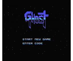 Ghost (2017, MSX, AAMSX)
