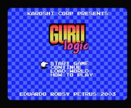 Guru Logic (2003, MSX, Karoshi)