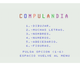 KinderComp (1985, MSX, Spinnaker Software Corporation)