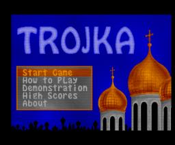 Trojka (1992, MSX2, BCF)