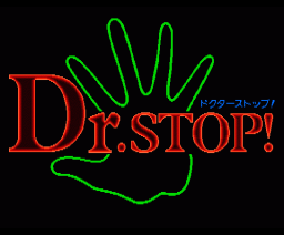 Dr. Stop! (1990, MSX2, Alice Soft)