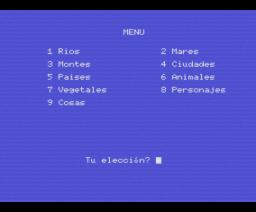 Computadora Adivina (MSX, Indescomp)