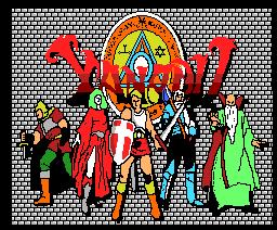 Xanadu (1987, MSX2, Falcom)