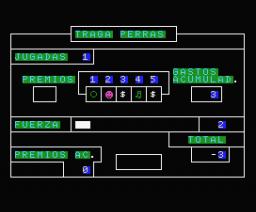 Tragaperras (2005, MSX, MSXNAKE)