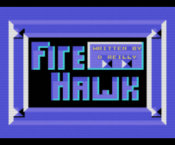 Firehawk (1987, MSX, Players)