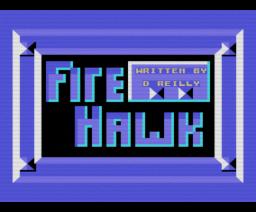 Firehawk (1987, MSX, Players)
