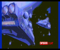 The Last Mission (1987, MSX2, Opera Soft)