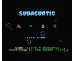 Subacuatic (2012, MSX, RELEVO)