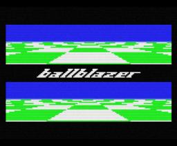 Ballblazer (1987, MSX, Activision, Lucasfilm Games)