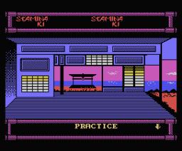 Budokan (1989, MSX, Electronic Arts)