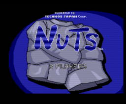 Nuts (1997, MSX2, MSX2+, Turbo-R, Kai Magazine)