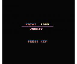 Jorge's Adventure (1989, MSX, Kotai)