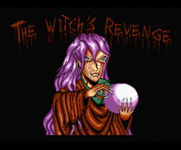 The Witch's Revenge (1993, MSX2, Umax)
