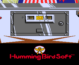 Fire Ball (1988, MSX2, Humming Bird Soft)