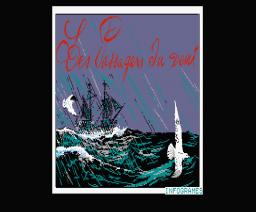 Les Passagers du Vent (1986, MSX2, Infogrames)
