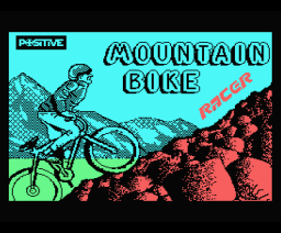 Mountain Bike Racer (1990, MSX, Positive)