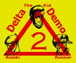 Delta Demo 2 (2006, MSX2, Delta Soft)