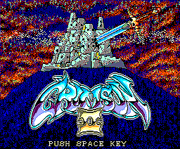 Crimson II (1989, MSX2, XtalSoft)