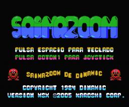 Saimazoom (2005, MSX, Karoshi)