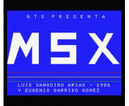 MSX Software Nº7 (1986, MSX, Grupo de Trabajo Software (G.T.S.))