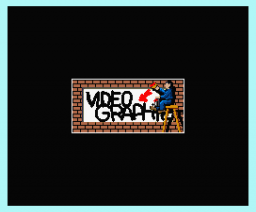 Video Graphics (1986, MSX2, Matsushita Electric Industrial)