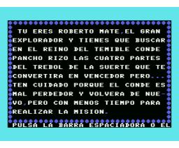 Roberto Mate (1986, MSX, Tomas Banyo Coscolla)
