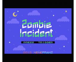 Zombie Incident (2012, MSX, Nenefranz)