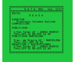 Data MSX Vol. XIII (MSX, GEASA)