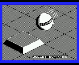 Stop Ball (1987, MSX, Juliet Software)