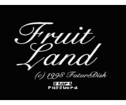 FutureDisk 38 - Fruitland (1998, MSX2, FutureDisk)