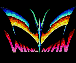 Wing Man Special (1988, MSX2, ENIX)